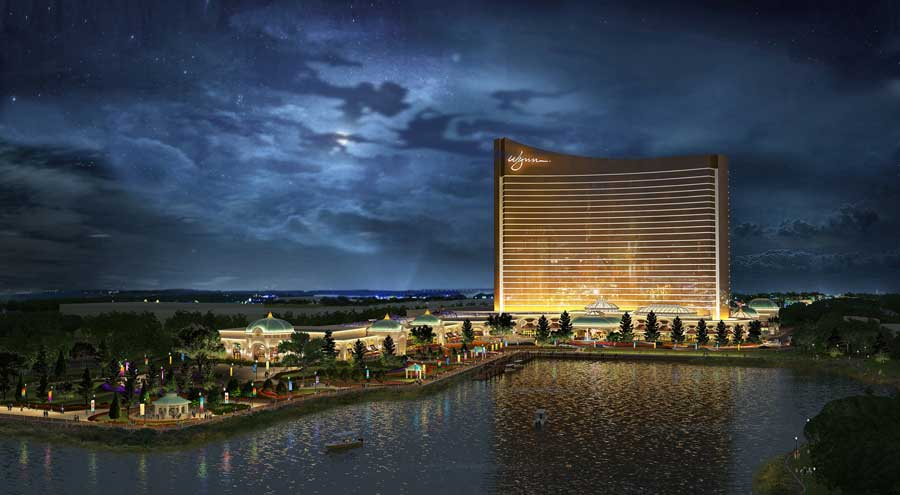 Wynn Casino Update Meeting for Suffolk Workers