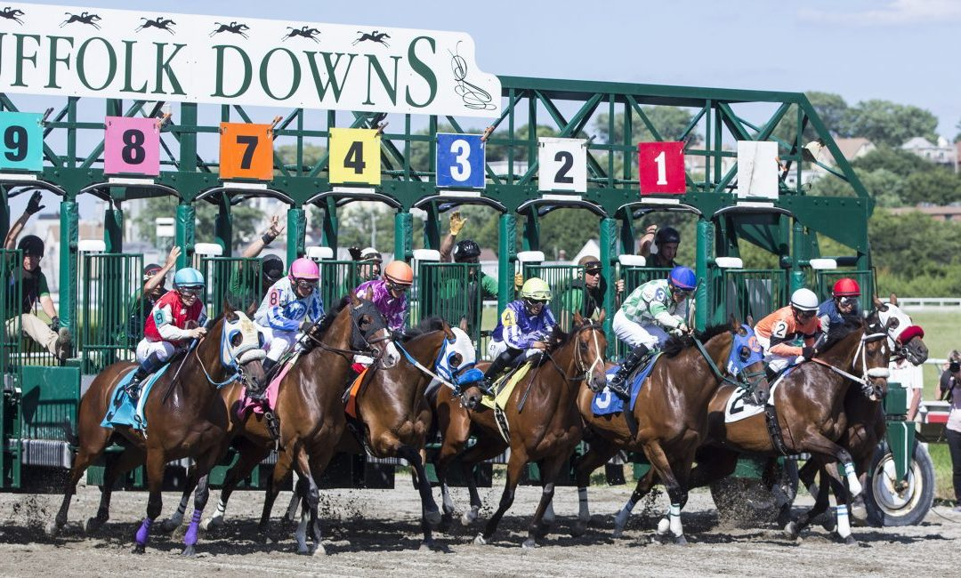 Final Post-Time at Suffolk Downs September 15-16
